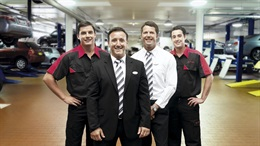 Turnbull Toyota Service Gallery